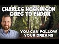 Charles Hoskinson Goes To Endor - (AI)-powered analytical platform - You Can Follow Your Dreams