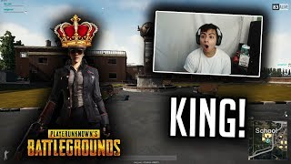 IM KING OF SCHOOL in PUBG Xbox!