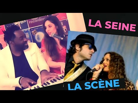 La Seine (M et Vanessa Paradis Cover) - YouTube