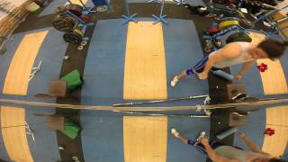 Joe Brooker Vlog 6 foam rolling, stretching and core!