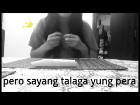 Blank space (tagalog version)