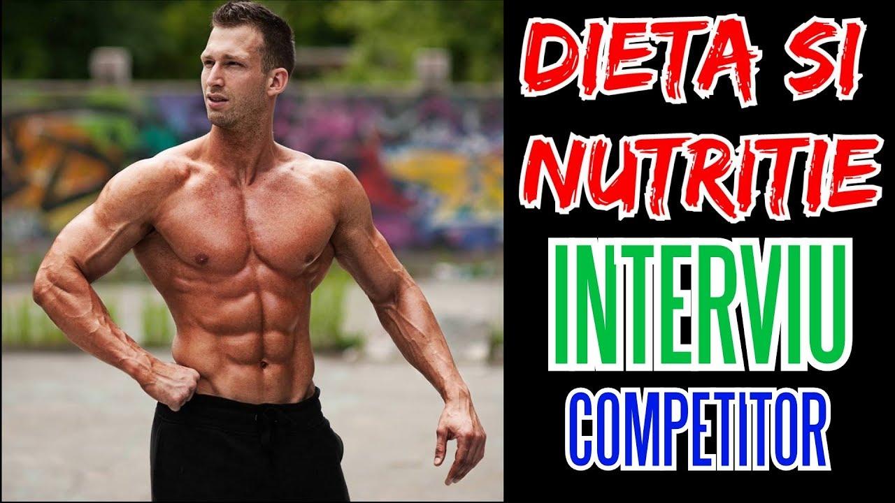 dieta slabire bodybuilding