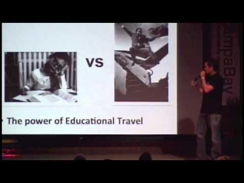 TEDxTampaBay Ken Cowart Pecha Kucha