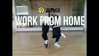 Work From Home - Zumba (HipHop)
