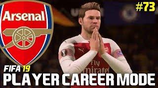 FIFA 19 Player Career Mode   #73   EUROPA LEAGUE SEMI