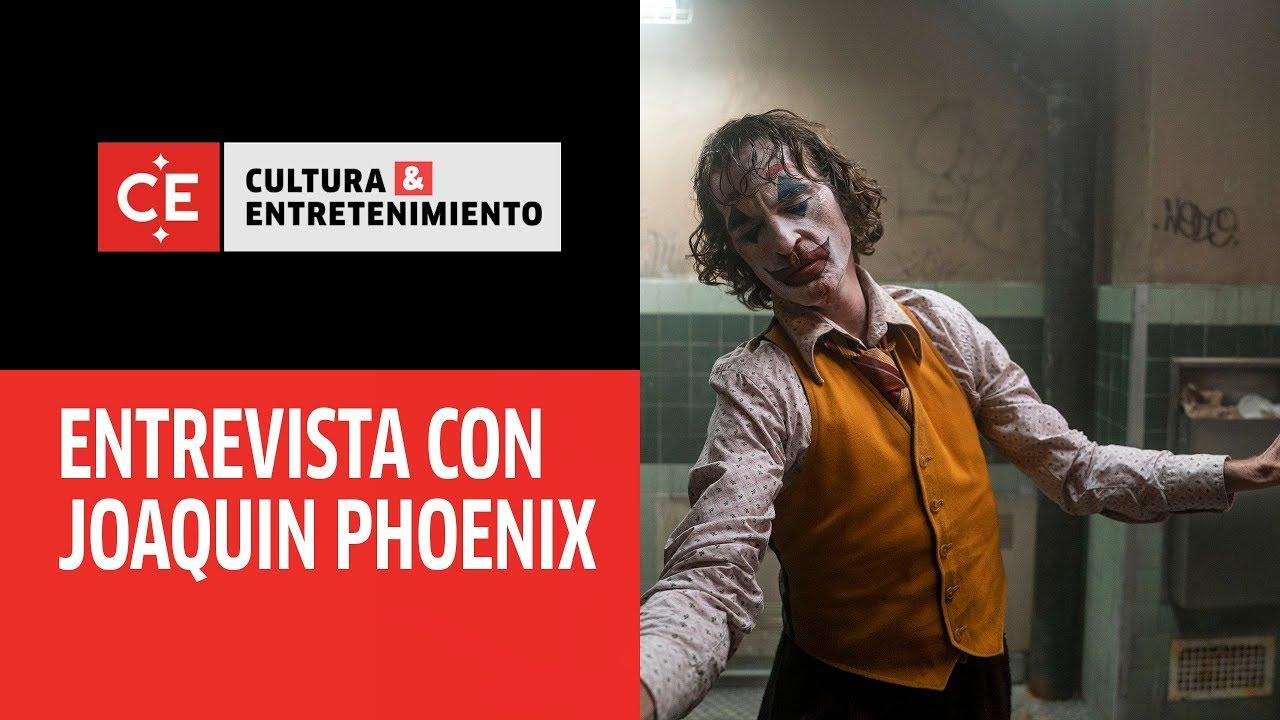 Joker Escena Inedita Y Entrevista A Joaquin Phoenix De Su Cruda Interpretacion