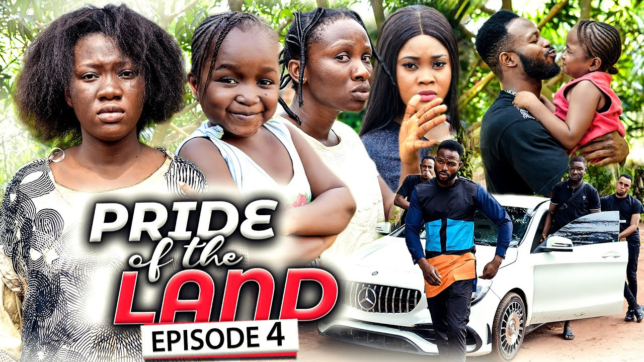 Download PRIDE OF THE LAND EPISODE 4 (New Movie) Chinenye Nnebe/Sonia 2021 Latest Nigerian Nollywood Movie