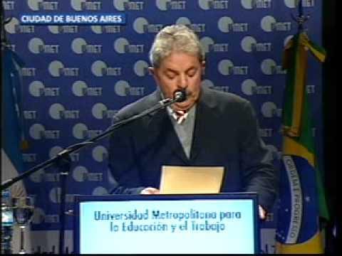 Discurso Lula Da Silva