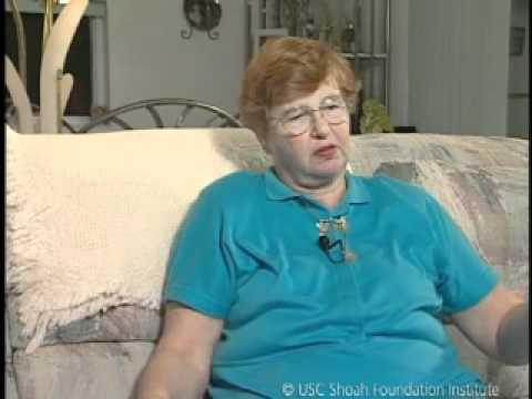 Jewish Survivor Helga Melmed Testimony