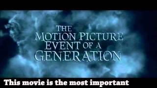 Video Speedy Literal Harry Potter Trailer download MP3, 3GP, MP4, WEBM, AVI, FLV Desember 2017