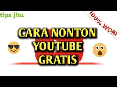 Cara Nonton Youtube Di Polosan Tsl Pengganti Maddw 100 Work Lebih
