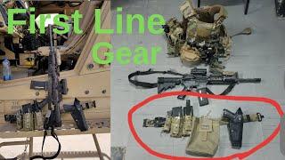 1st Line Gear Blue Alpha Gear belt- Line gear PT2
