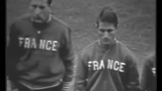France vs Spain 1959 Friendly | Di Stefano & Kubala