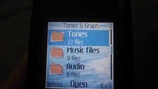 Nokia 2610 (AT&T) Ringtones