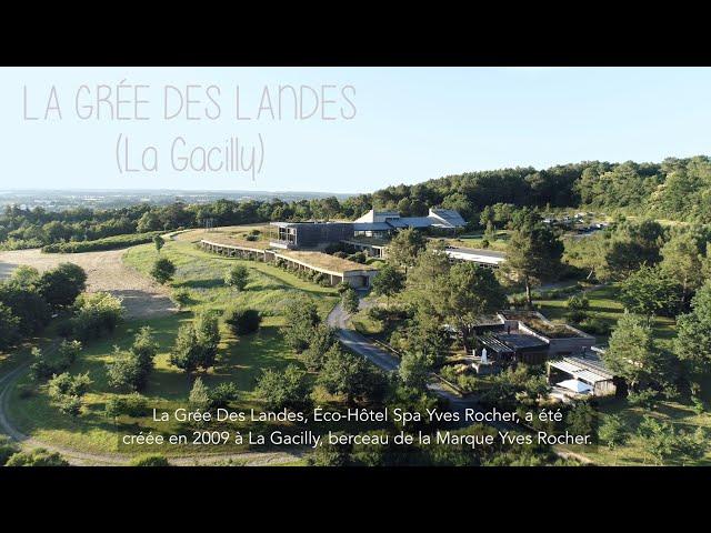 La Grée des Landes, Eco-Hotel Spa Yves Rocher  - Ma démarche Green Morbihan