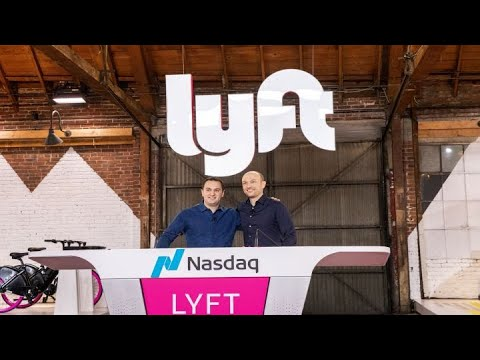 Here's how Lyft is doing one week after its IPO