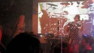 CHICKS ON SPEED bei der traumfrau 10 SEX SELLS Clubnacht im Kulturlabor Stromboli
