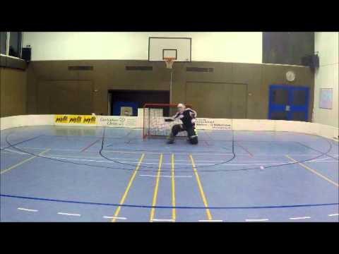 Floorball Goalie Motivation Video