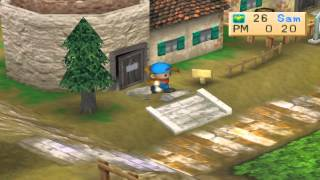 Harvest Moon: Back to Nature #45 Erntegöttin erscheine - Let