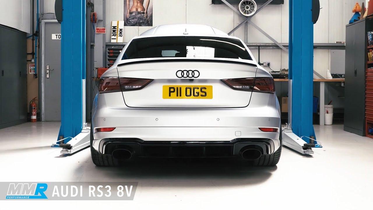 Audi RS3 8V Build: Wagner Intercooler and Eventuri Intake | MMR Performance