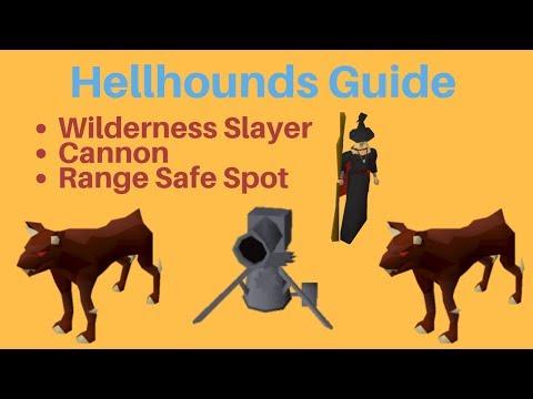 Hellhounds Wilderness Slayer Guide (OSRS)
