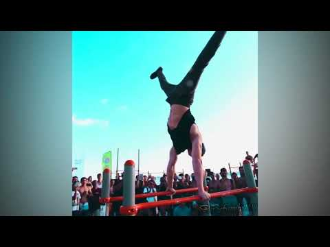 TOUCH THE SKY // Extreme Calisthenics Motivation