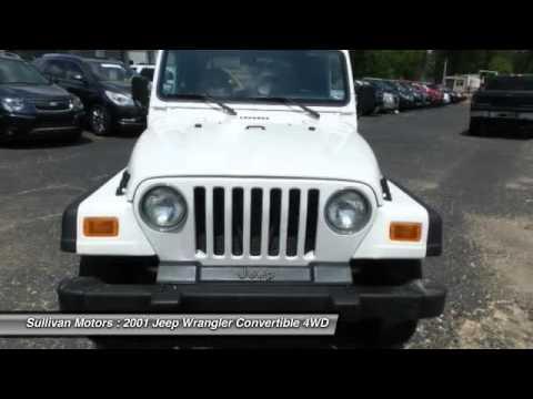 2001 Jeep Wrangler Sullivan Motors Collins Ms 339137