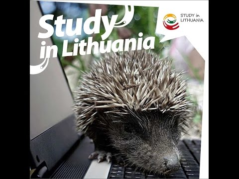 A country as ambitious as you are - Lithuania Study Visit Invest and start a new business Live Migr