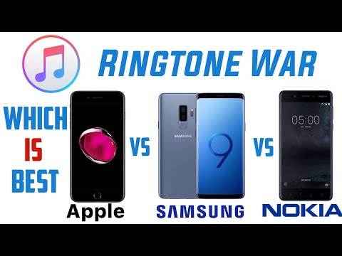 iPhone Ringtone Trap Remix Vs Samsung Ringtone Remix Vs Nokia Ringtone Remix