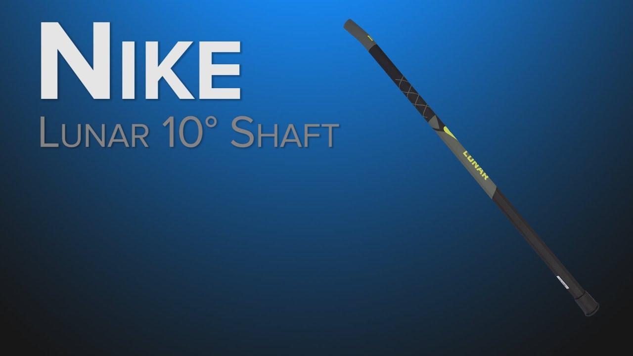 cheap for discount 8e1ca 9daf0 Nike Lunar 10° Shaft