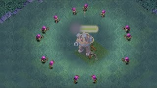 """HOW TO ALWAYS WIN ON NIGHT SIDE!! """"Clash Of Clans"""" BH8 Gameplay"""