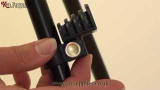 Loxley's Devon Metal Easel El640