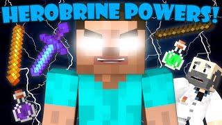 How Herobrine Got His Powers - Minecraft