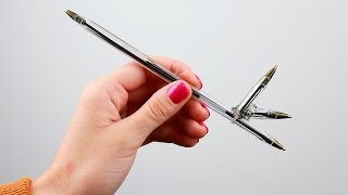 3 awesome life hacks for pen