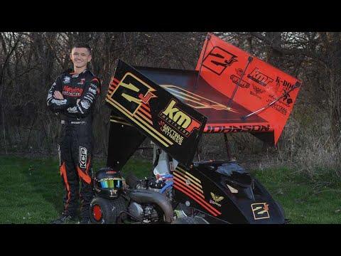 English Creek Speedway Matt Johnson Onboard