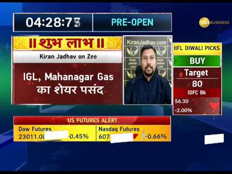 Watch: Experts recommend buying in ONGC, ITC on Diwali