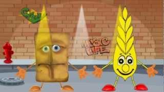 Bernd das Brot tanzt mit Ährnesto