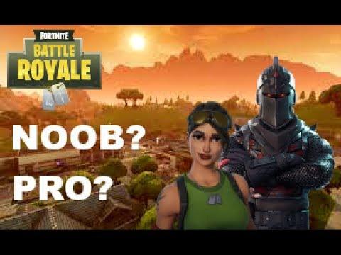 Pro Or Noob Fortnite Battle Royale *QUIZ*