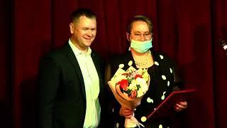 Мэр Биробиджана поздравил театр «Кудесник» с началом театрального сезона