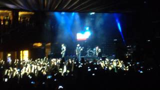 Whispers in the Dark by Skillet (live)