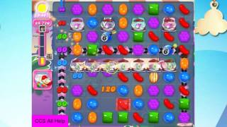 Candy Crush Saga Level 2135 NEW 40 seconds