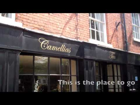 Shrewsbury: Finding coffee in England's most asymmetrical town