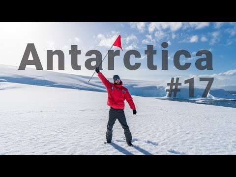 David robí kliky na Antarktíde | From Cuba To Antarctica | English subtitles