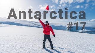 David robí kliky na Antarktíde   From Cuba To Anta...