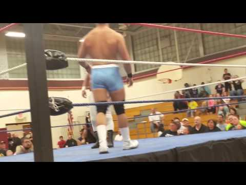 Paul Roma vs Richard Holliday PAPW 4/30/2016(1)
