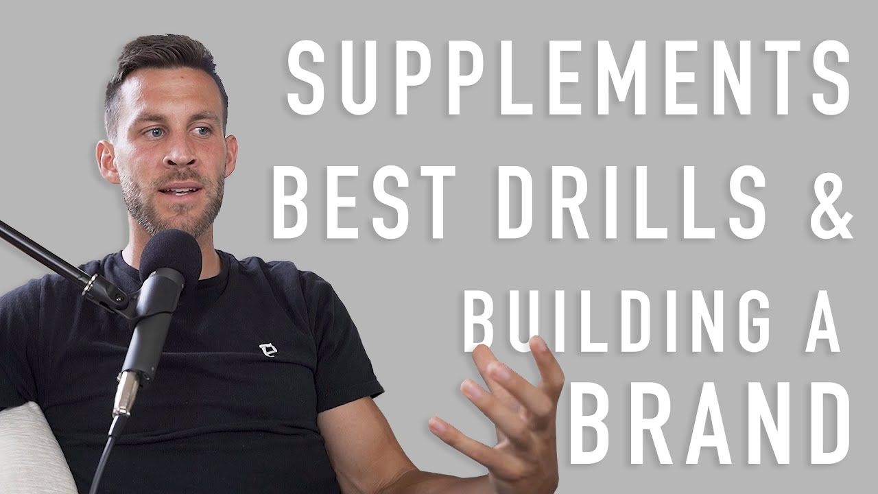 My Two MUST Have Supplements, The Best Drills, and How to Build a Brand | Q+A