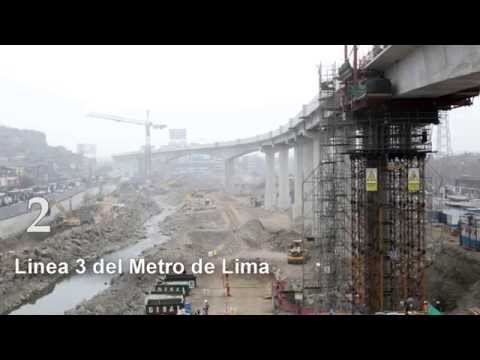 Los 5 Megaproyectos Que Modernizan al Peru en Infraestructura