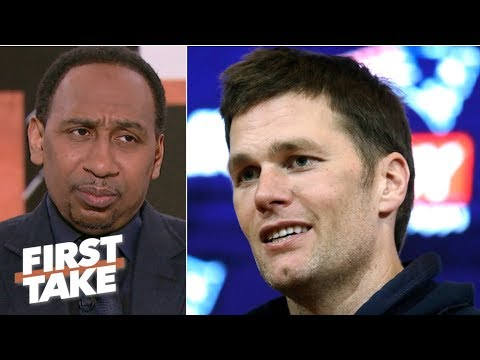 Tom Brady and the Patriots have no reason to feel disrespected - Stephen A. | First Take