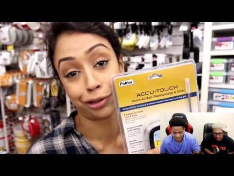 "Thumbnail: Liza Koshy ""I WAS CAUGHT IN BED... BATH AND BEYOND WITH LIZA!"" 