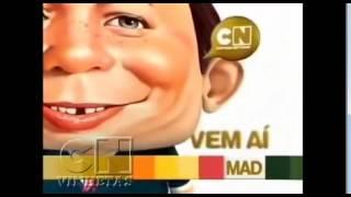 Vinhetas Hacer vem ai cartoon network 2005-2013